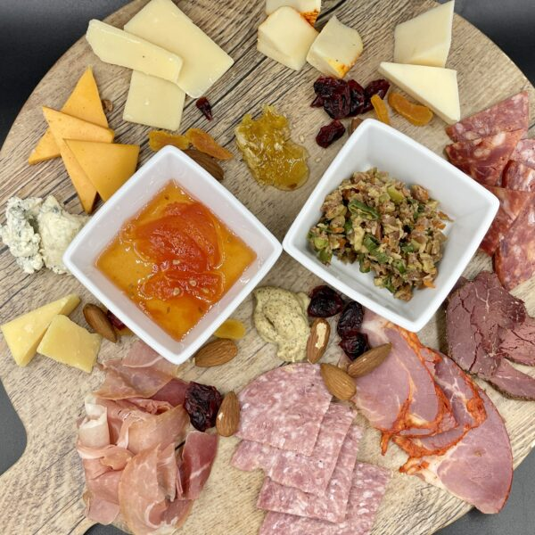 HANDCRAFTED CHEESE & CHARCUTERIE-LARGE